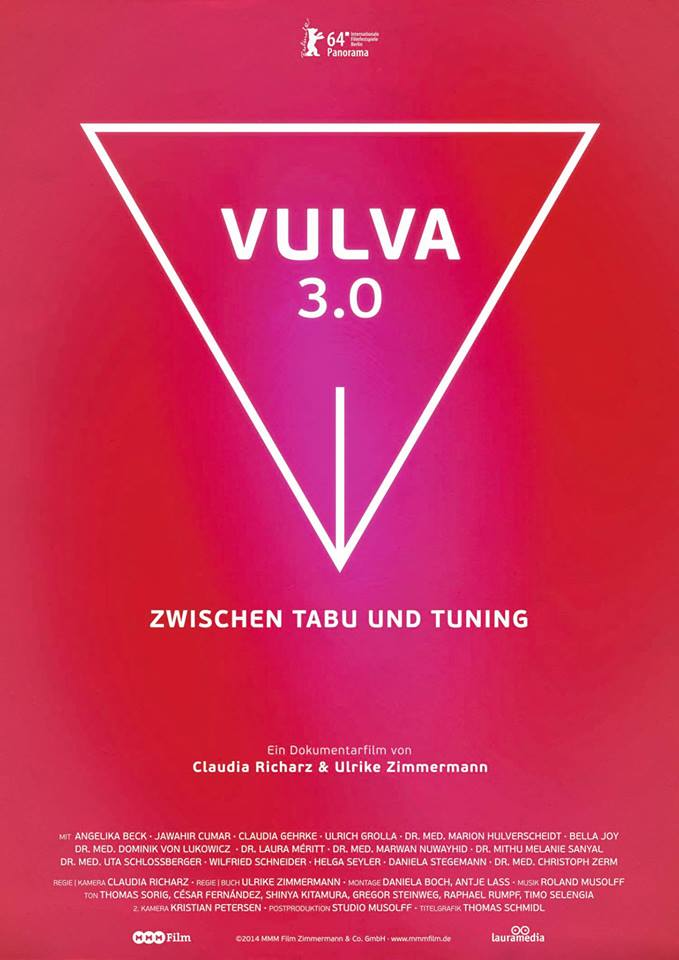 "Film mit Diskussion: ""Vulva 3.0"""